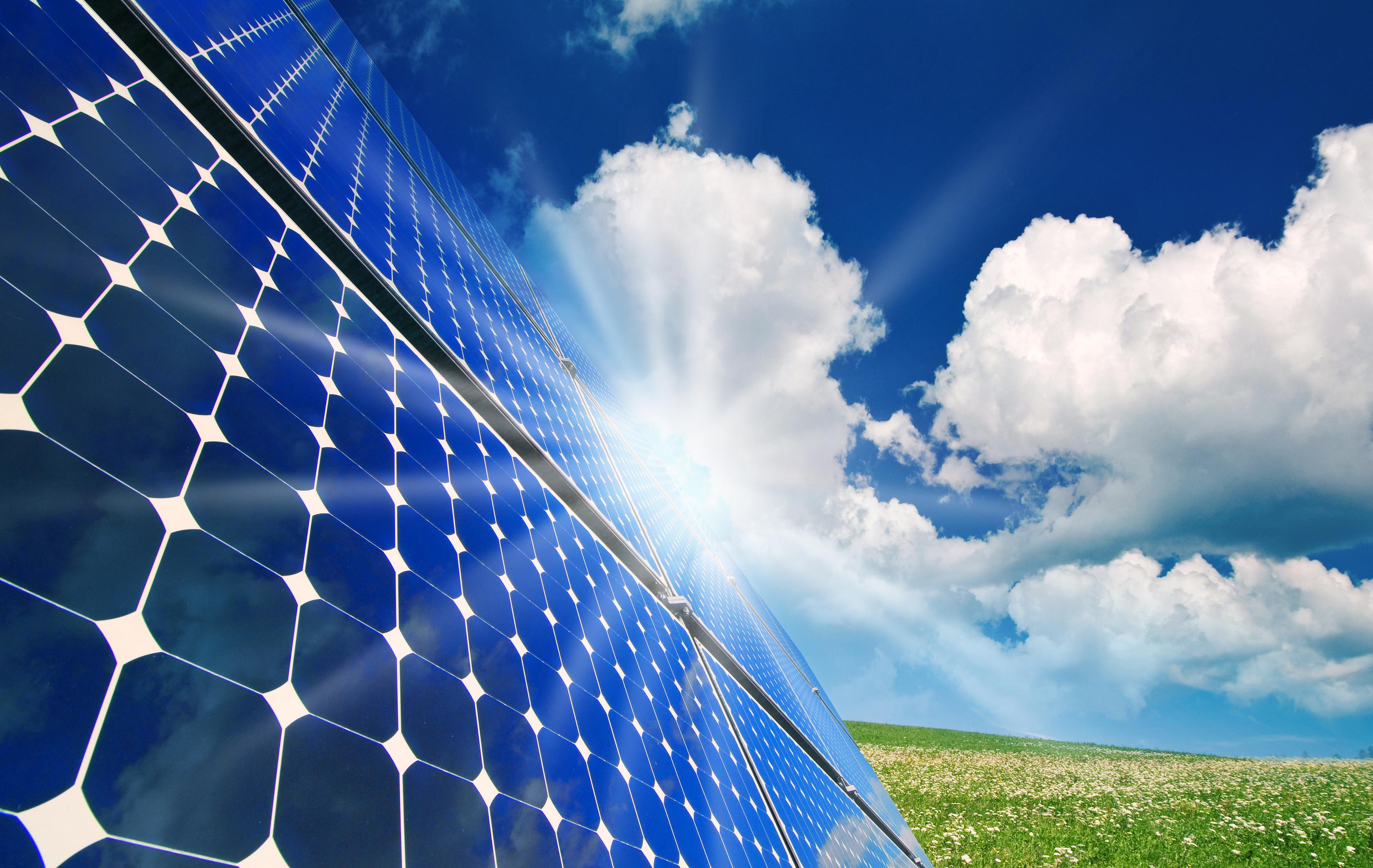 حل مشكلة الكهرباء في اليمن، الطاقة الشمسية