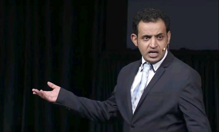 محمد القحطاني: من التأتأة إلى ملك العالم في الخطابة! #برنامج_يشبهك